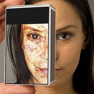 Provoca el envejecimiento prematuro de la piel, la aparición de las feas bolsas de parpados y arrugas faciales